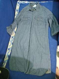 Denim dress from Australia