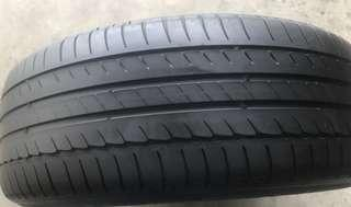 215/55/17 Michelin Primacy HP Tyres On Offer Sale