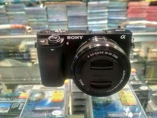 Sony Alva 6000 Bisa Kredit