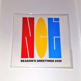 NCT Season Greetings CD