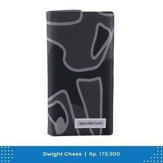Dompet Pria Wallts Dwight Chess