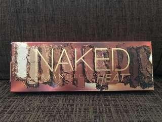 Naked heat urban decay eye shadow
