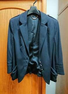🚚 Theme 七分袖 軟西裝外套