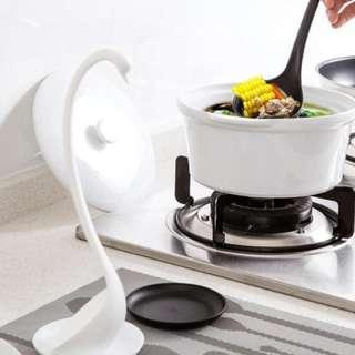 PROMOTION Pair Swan Soup Spoon (INSTOCK)