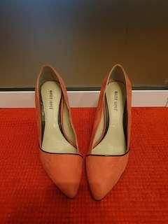 SUPER SALE! Rusty Lopez Tangerine Heels