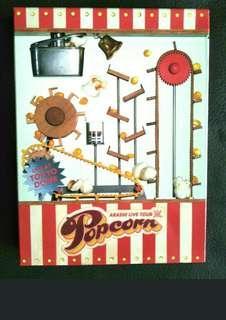 🚚 Arashi Popcorn Concert DVD