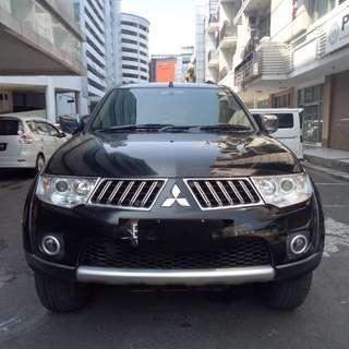 Di Jual Mitsubishi Pajero Sport Exceed AT 2011