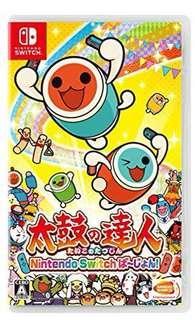 🚚 Nintendo Switch Taiko