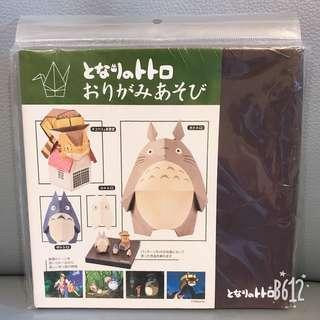 龍貓立體紙擺設 日本買