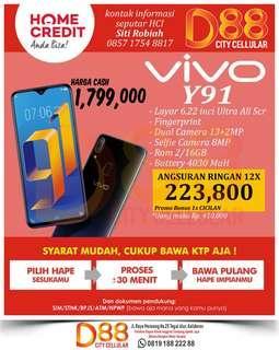 Vivo Y91 2 GB lagi murah bgtt