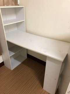 層架書桌電腦桌
