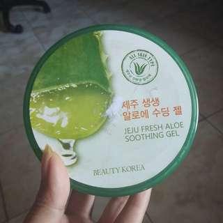 Beauty Korea Aloe Soothing Gel