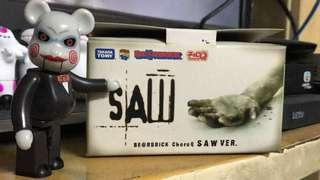 Saw bearbrick 車仔