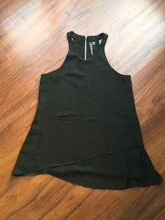 Top, Forever new, black, Size 34, XS, Perfect condition