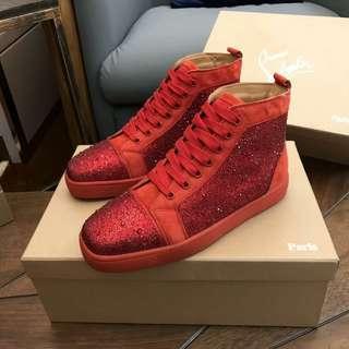 Sepatu Christian Louboutin Wanita/Pria (PO)