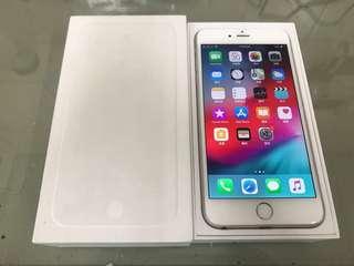 🚚 APPLE IPHONE 6 PLUS 16GB 銀色!