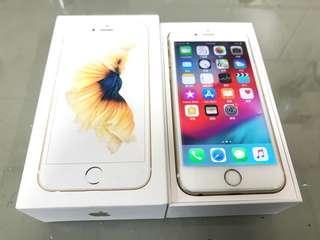 🚚 APPLE IPHONE 6S 64GB 金色!
