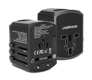 Unbrand 4 x USB 4.5A 萬用旅行充電器Travel Charger with USB x 4