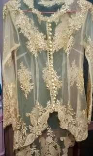 Baju Kebaya Gold