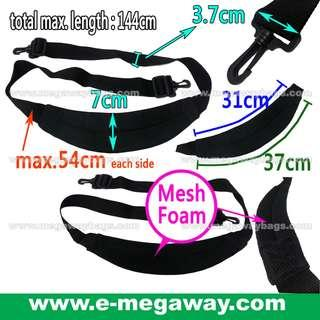#Black #Adjustable #Shoulder #Strap #Comfort #Soft #Mesh #Foam #Webbing #Tape #Hooks #Camera #Music #Musical #Instruments #Equipment #Gear #Sports #Bags #Case #Pouch #Padded #Unisex #Carry #Travel #Must-have @MegawayBags #Megaway #MegawayBags #CC-1606