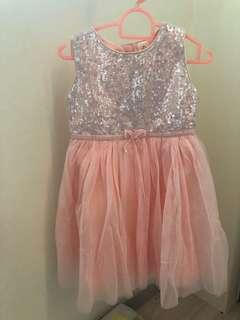 🚚 Sequin Dress for 2 to 3 yr old