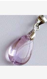 🚚 紫水晶項鍊