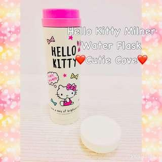 *IN STOCK IN SG* Hello Kitty Milner Water Flask