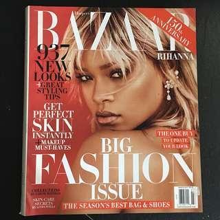 Bazaar US March 2017 - Rihanna