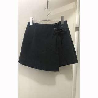 🚚 📣搬家出清✨毛呢一片褲裙&綁帶褲裙只要300