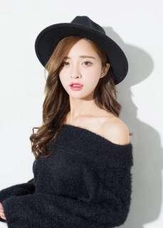 🚚 韓版英倫帽