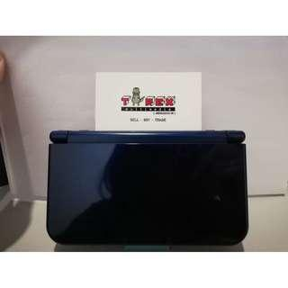 NINTENDO 3DS XL ( BLUE ) - USED