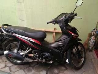 Honda revo 2012