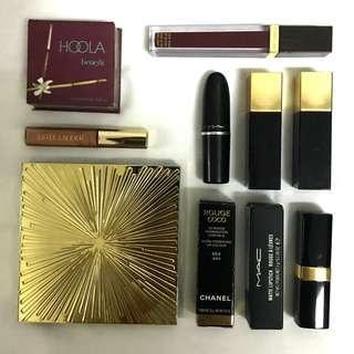 High-end Makeup Sale (MAC, Chanel, Estee Lauder, etc.)