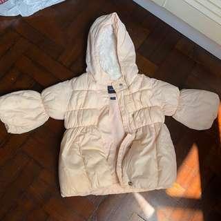 Baby Girl Winter Jacket GAP