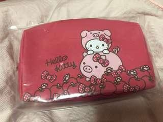 🚚 7-11 豬年福袋化妝包(紅色款)#一百均價