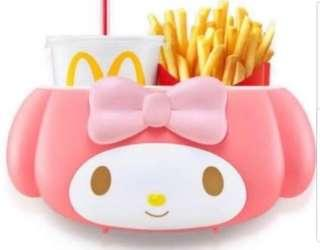McDonalds My Melody Holder Carrier