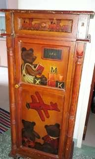 VINTAGE -CUPBOARD -RARE-  VIEW TO OFFER YOUR PRICE