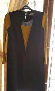 Preloved dress{x}sml