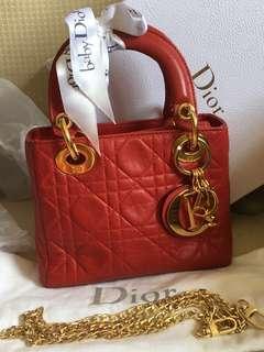 Lady dior mini bag