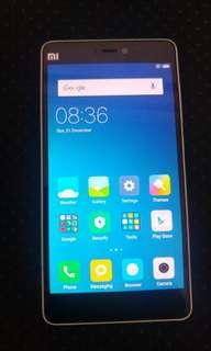 Xiaomi 4i with bloated battery