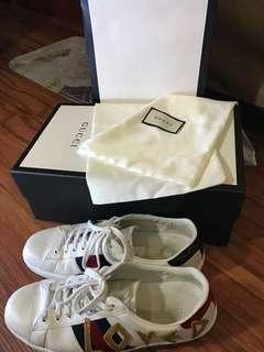 Authentic gucci sneakers #CNY2019