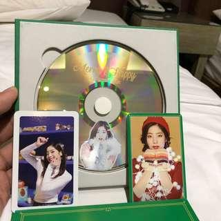 Twice Merry & Happy (Dahyun Set)