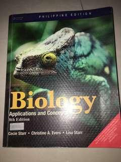 Biology concepts and connections