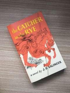 For Sale Catcher in the Rye by JD Salinger