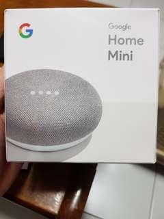 BNIB Google Home Mini