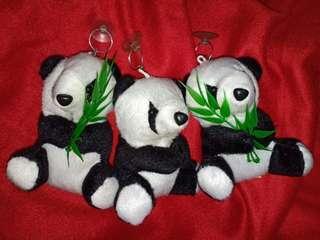 3 Boneka Panda (murah banget ❤️)