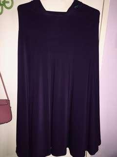 🚚 Dark purple skirt