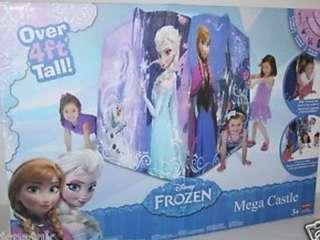 Diney's Frozen Mega Castle  Tent for kids