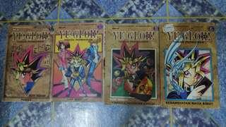 Komik / Comics Yu-Gi-Oh Tokoh Permainan