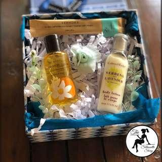 [Valentine Special] Bath Gift Box Set B